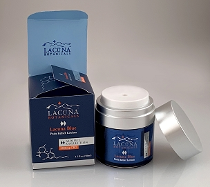 Lacuna Blue 1000mg Pain Relief Lotion (1.7oz/50ml)